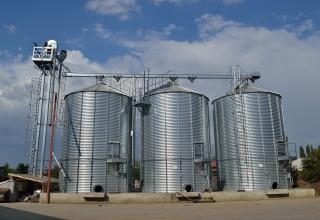 Silo - Productie agricom